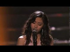 "Jessica Sanchez: ""The Prayer"".  She may not have won American Idol... but she's already a diva in my book. I still can't believe she's only 16."