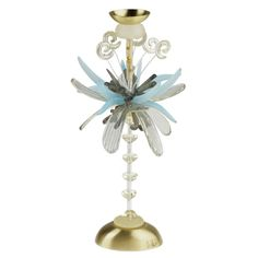 Candle holders by Lalo Treasures: Clasic