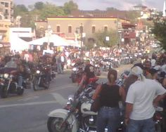 Bikes, Blues, and Barbecue. BBB Downtown Fayetteville, AR by JoseGarcia098, via Flickr