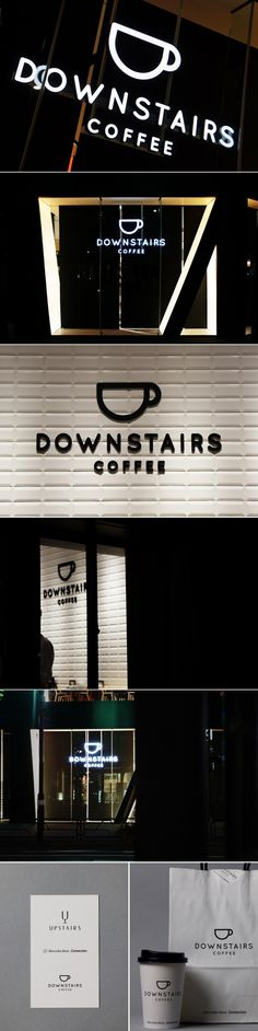DOWNSTAIRS COFFEE | Mercedes Benz Connection – INSENSE inc. - created via https://pinthemall.net