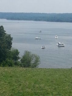 Mount Vernon overlooking the Potomac River.