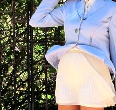 Moschino tailored lavender jacket