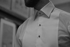 Sean O'Flynn bespoke dress shirt - Permanent Style