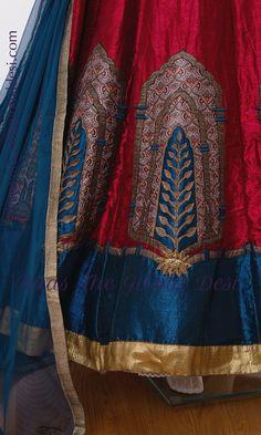 Embroidery On Kurtis, Kurti Embroidery Design, Choli Designs, Lehenga Designs, Lycra Leggings, Gown Suit, Dupion Silk, Indian Textiles, Blouse Outfit