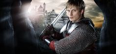 "Merlin S1 Bradley James as ""Arthur"""