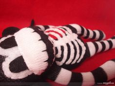 2013 Skeleton Sock Monkey Project is well under way... reserve your monkey before they are all gone until next year!