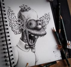 More Crazy Illustrations by PEZ