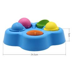 Slow Feeding Food Bowl Type: DogsMaterial: PlasticBrand Name: LanLan Smart Dog Toys, Food Bowl, Puzzle Toys, Catering, Treats, Snacks, Make It Yourself, Type, Summer