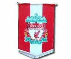 Large pennant 40cm Liverpool by Liverpool. $9.99. Large pennant 40cm Liverpool