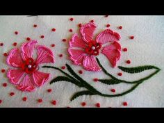 Getting to Know Brazilian Embroidery - Embroidery Patterns Brazilian Embroidery Stitches, Hand Embroidery Videos, Hand Embroidery Tutorial, Types Of Embroidery, Learn Embroidery, Hand Embroidery Stitches, Hand Embroidery Designs, Embroidery Techniques, Cross Stitch Embroidery