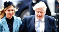 #WORLDWATCHSpringing A Surprise : British Prime Minister Boris Johnson Ties Knot With Fiancée Carrie Symonds In A Secret Ceremony Westminster Cathedral, World Watch, British Prime Ministers, Boris Johnson, Walking Down The Aisle, Tie Knots, Carrie, Got Married, Carry On