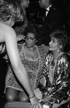 Tina Turner, Aretha Franklin, and Lena Horne~ Essence Awards 1993