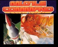 Atari Game - Missile Command