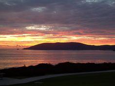 Avila Beach Sunset.