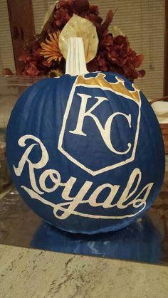 Blue October!  KC Royals!