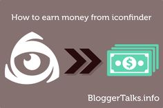 Learn how to make #money selling #icons  http://www.bloggertalks.info/2016/02/how-to-make-money-from-iconfinder.html