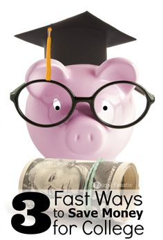 Looking for ways to save money for your child's future? Take a look at these fastest ways to save money for college.