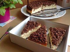 "VÍKENDOVÉ PEČENÍ: Estonský koláč ""Turbakook"" - Estonian Cottage Cheese Cake Sweet Recipes, Cake Recipes, Estonian Food, No Cook Desserts, Ice Cream Recipes, Baked Goods, Sweet Tooth, Cheesecake, Food And Drink"
