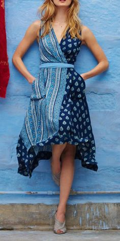 Eclipsed Wrap Dress. gonna attempt to make this next.