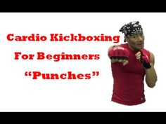 Cardio Kickboxing for Beginners/Punches with Trainer Marcelo. www.TrainerMarcelo.com - YouTube