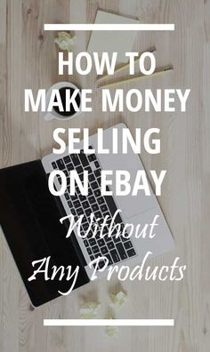 Did you know it was possible to make money, and a lot of it, through selling on Ebay? Not by selling your Nan's old tatt from the attic, but by selling products that you never have to handle or store or deliver. Selling someone else's products. Find out exactly how it all works here.
