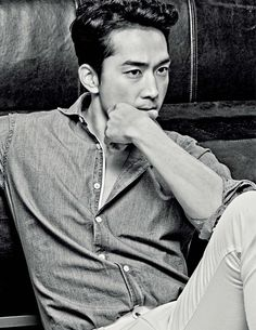 Song Seung Hun - Max Movie Magazine May Issue '14