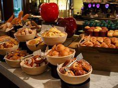コンラッド東京  『セリーズ(cerise)』  朝食ブッフェ  イングリッシュブレックファースト  2014年6月