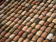 Tiles Uk, Clay Tiles, Roof Tiles, Slate Roof, Spanish Colonial, Paint Furniture, Image House, Terracotta, Framed Artwork