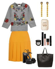 """""""Gucci"""" by naviaux ❤ liked on Polyvore featuring Gucci"""