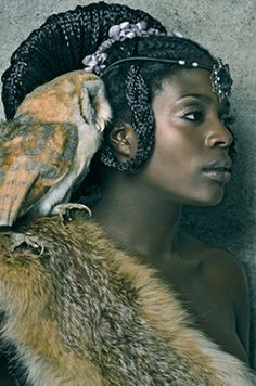 Ko is the Patron Goddess of Hunting of the Bushmen of South Africa. She may appear at the pre-hunt dance to share the secrets of where to find game. Her touch gives the hunter perfect coordination and sharp eyes.