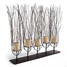 Fedora Candleholder @ grandinroad.com ... just saw this in my new Grandin Road catalog and plan to order soon!