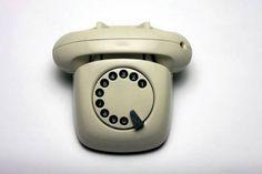 Model telefonu, proj. Olgierda Rutkowskiego, 1960 r.