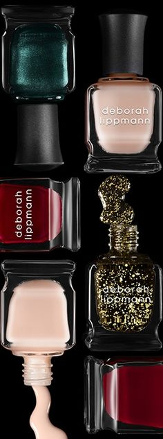 perfect holiday nail polish colors #beauty #makeup #nails #manicure