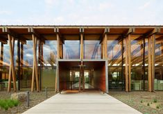 Fragments of architecture — Washington Fruit Produce HQ / Graham Baba… Fragments of architecture — Washington Fruit Produce HQ / Architecture Résidentielle, Cultural Architecture, Vernacular Architecture, Education Architecture, Contemporary Architecture, Wooden Barn, Graham, Building, Fruit Company