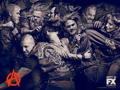 sons of anarchy juice brawl pictures   Sons Of Anarchy Season 6 Finale (End Song) - Day is Gone