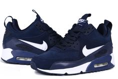low priced ff67a 05c0e nike air max 90 sneakerboot blue - Google Search