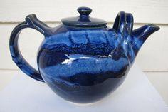 6 Cup Teapot by Ian Macrae