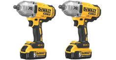 DEWALT 20V MAX* Brushless High Torque Impact Wrenches