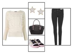 """""""Outfit # 2988"""" by miriam83 ❤ liked on Polyvore featuring Givenchy, Alexander McQueen, Sophia Webster and rag & bone"""
