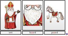 Woordkaarten Sinterklaas Illustrations And Posters, Concept Cars, Decoupage, Playing Cards, Whiteboard, December, Education, Website, School