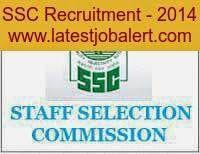 LATESTJobAlert.com: SSC Recruitment for Junior Geographical Assistant ...