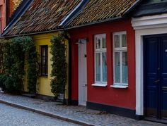 The Streets of Malmo, Sweden