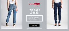 #rabat 20% Przy zakupie 2 par jeansow Rabat nie dotyczy produktow na wyprzedazy! _ #wyprzedaz #promocja #jeansy #jeans #denim #levis #liveinlevis #twopairs #online #onlinestore #store