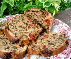 Irish Barm Brack Fruit Loaf