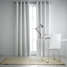 Readymade Curtains and Blinds - Aberdeen Blockout 140x230cm Eyelet Curtain