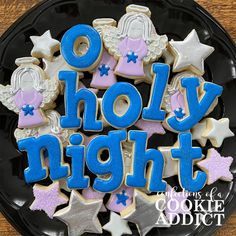 Christmas Sugar Cookies O Holy Night, Christmas Sugar Cookies, Mosaics, Party, Desserts, Holidays, Food, Tailgate Desserts, Deserts