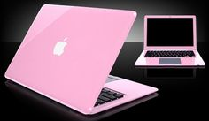 It doesn't get any better than techie pink!