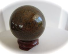 Bronzite Crystal Sphere Ball