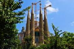 Trouble Hits the Final Stages of Gaudí's La Sagrada Familia,Sagrada Familia / Antoni Gaudí. Image © Flickr User: H.KoPP, bajo CC BY-ND 2.0