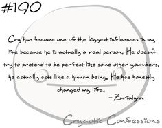 Cryaotic Confession #190 by ~CryaoticConfessions on deviantART http://cryaoticconfessions.deviantart.com/art/Cryaotic-Confession-190-357384081